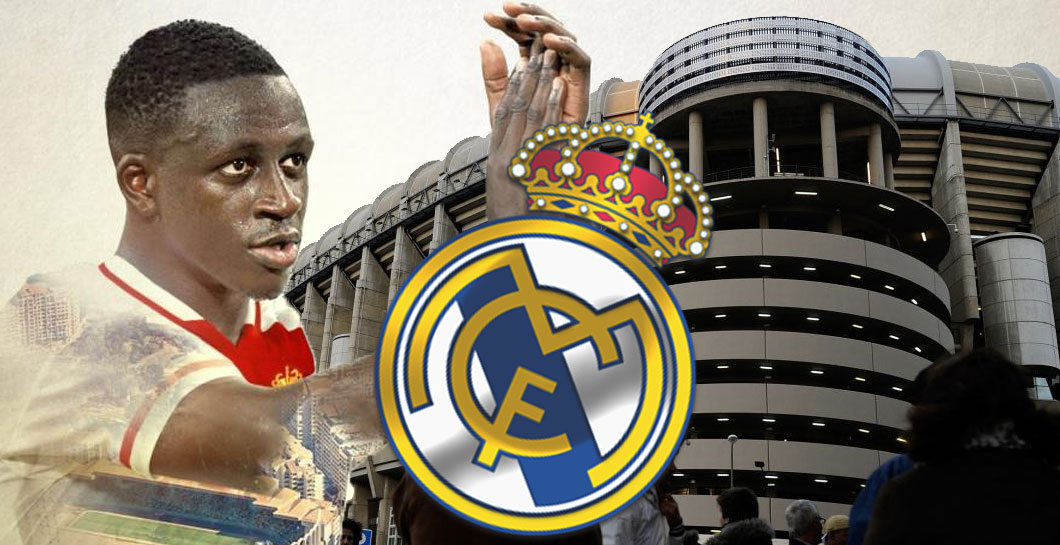 Montaje Mendy y Real Madrid