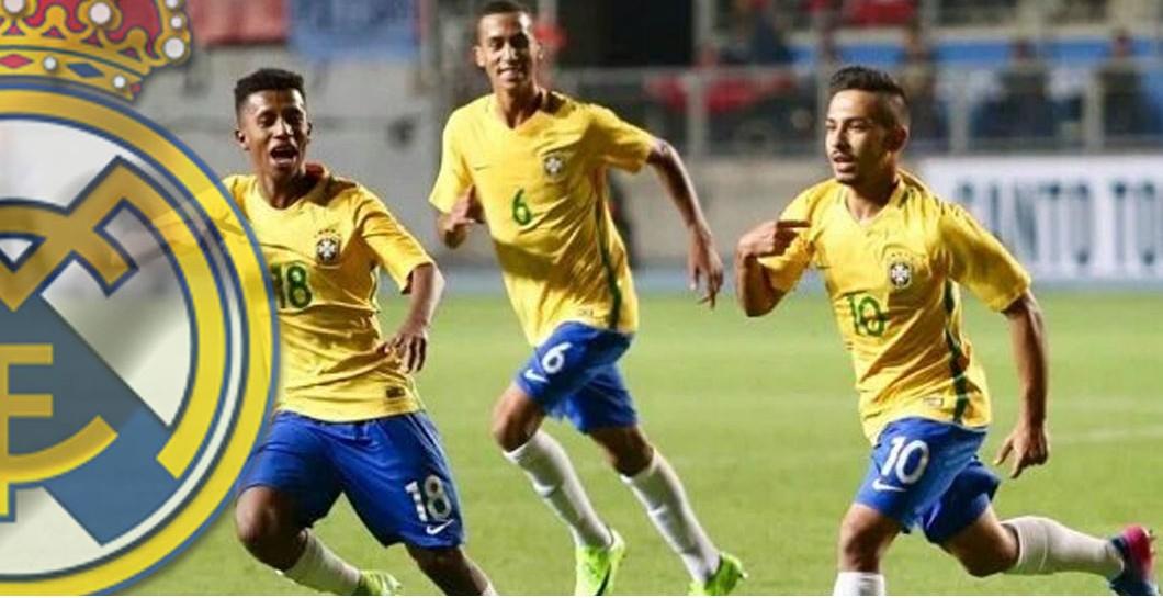 """""""Real"""" """"Palmeyras"""" futbolchisiga qiziqmoqda"""
