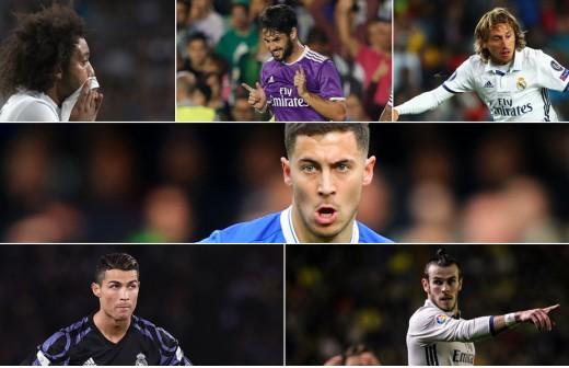 El toque que el Madrid no tiene y que Hazard le daría