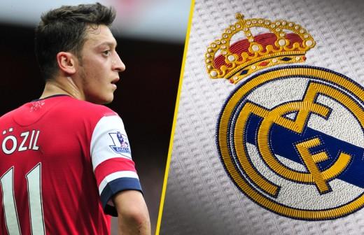 Özil confiesa su sentimiento en la Liga de Campeones