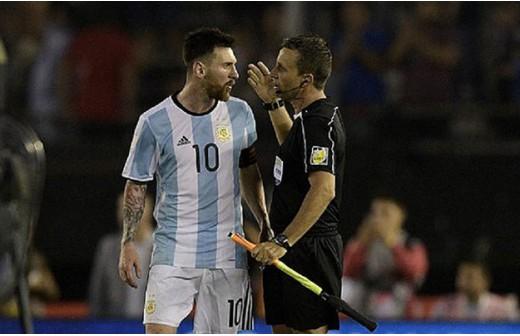¡La FIFA pone en su sitio a Messi! ¡Menuda sanción!