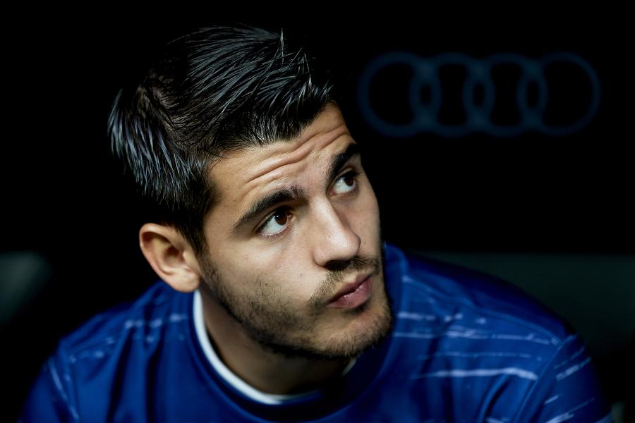 Morata, Real Madrid