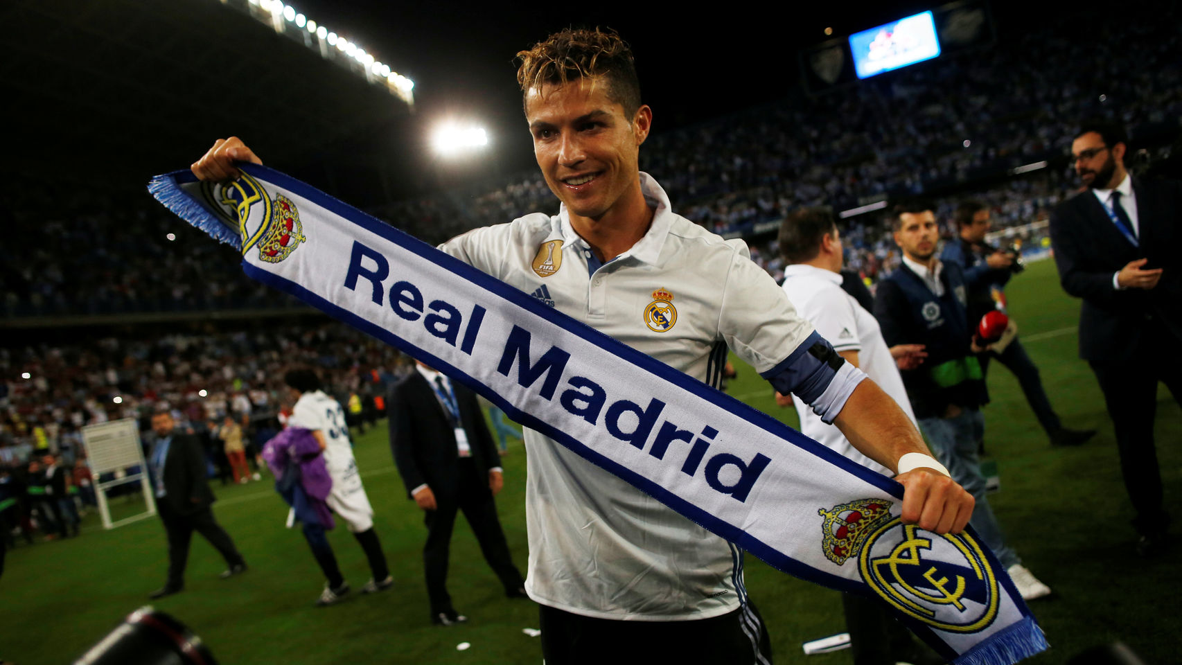 Cristiano, Real Madrid, Liga