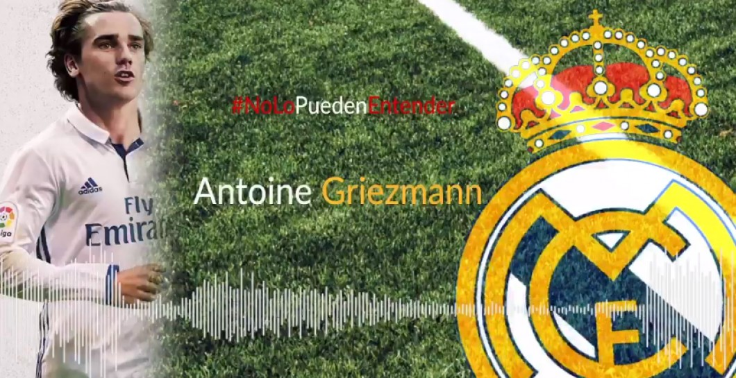 Griezmann - Real Madrid