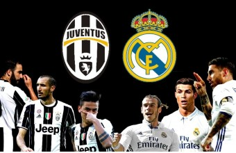 Juventus, Real Madrid, Champions