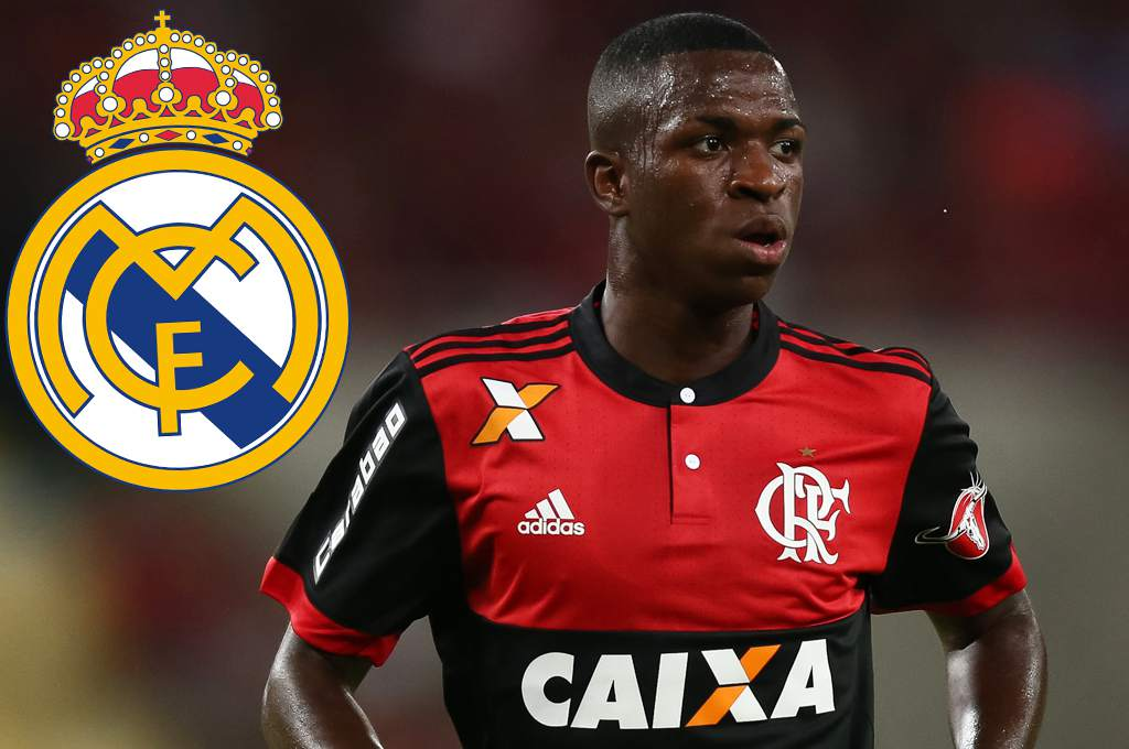 Vinicius, Real Madrid