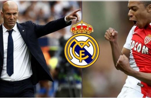 La conversación 'secreta' de Zidane y Mbappé