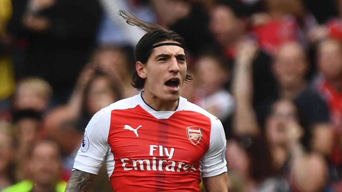 Bellerín, Arsenal