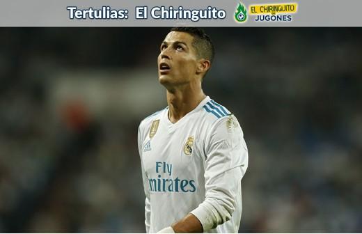 La persona más importante en el asunto Cristiano Ronaldo