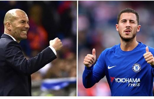 Hazard podría fichar por el Madrid?¡al estilo Mourinho!