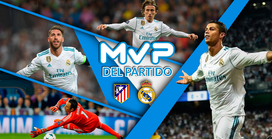 MVP Atlético-Real Madrid