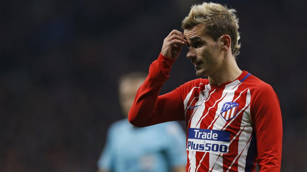 Griezmann, At. de Madrid