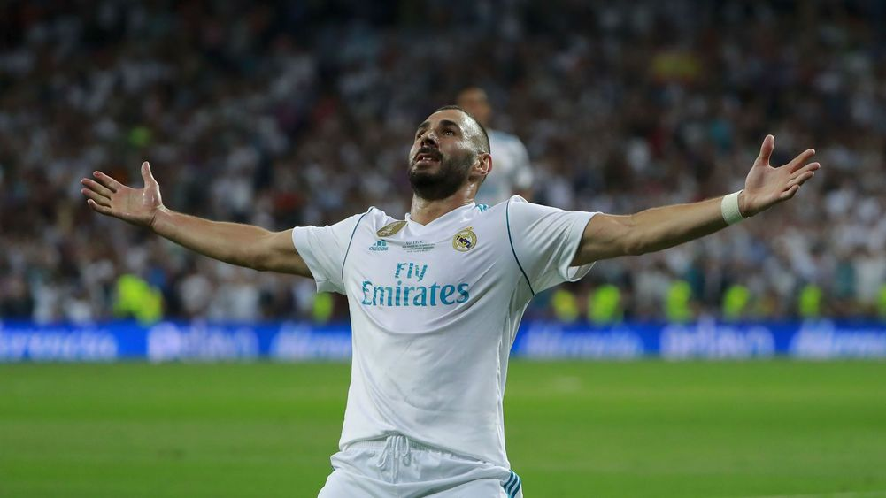 Benzema, Gol, Real Madrid