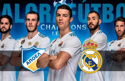Puntúa a los jugadores del R.Madrid con DC y ValoraFútbol