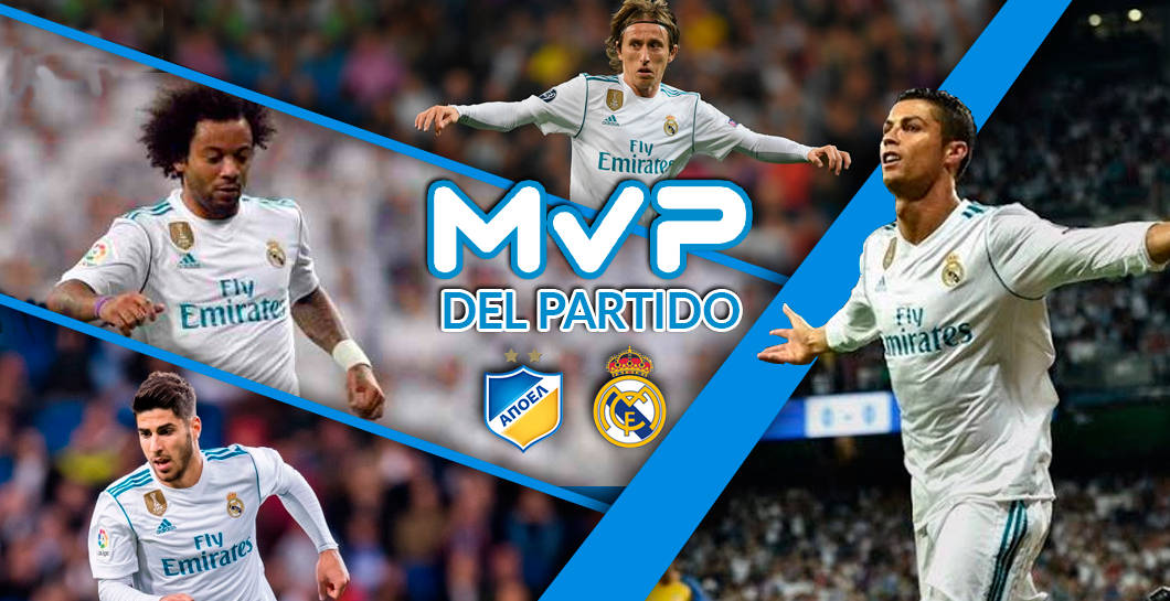 MVP Apoel - Real Madrid