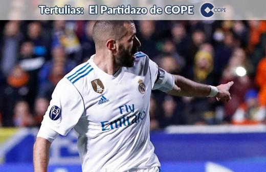 Lo que Sanchís cree que le falta a Benzema para pelear por el Balón de Oro