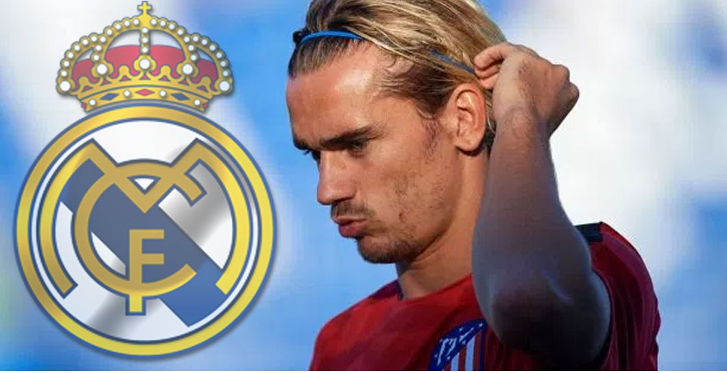 Griezmann, Real Madrid