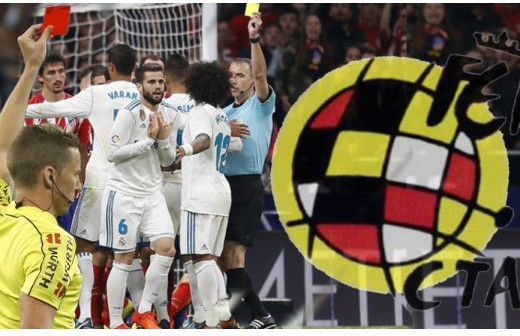 El descarado 'mamoneo' arbitral al Madrid en Liga