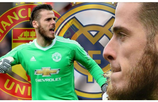 El 'triángulo' De Gea-United-Real Madrid sigue moviéndose