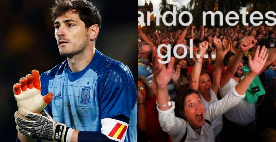 Casillas - independencia
