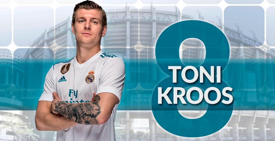 Toni Kroos | Defensa Central