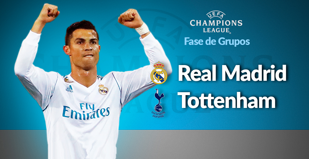Directo Real Madrid-Tottenham
