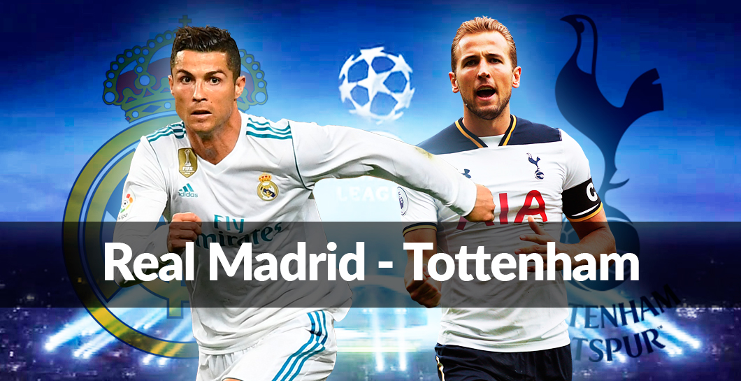 Tottenham - Real Madrid
