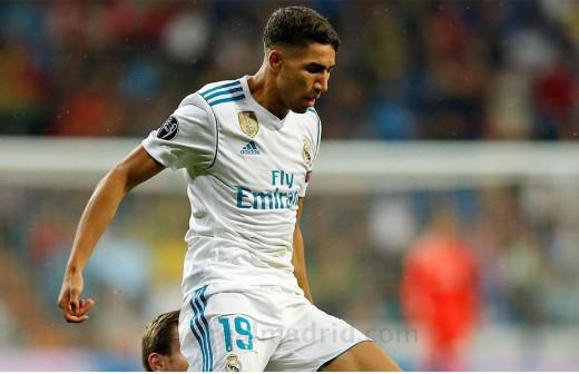 Achraf valora una cualidad de Lopetegui para el Madrid