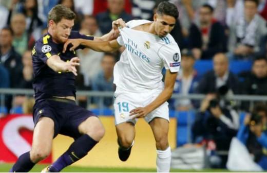 Zidane no tiene razones para dejar de confiar en Achraf