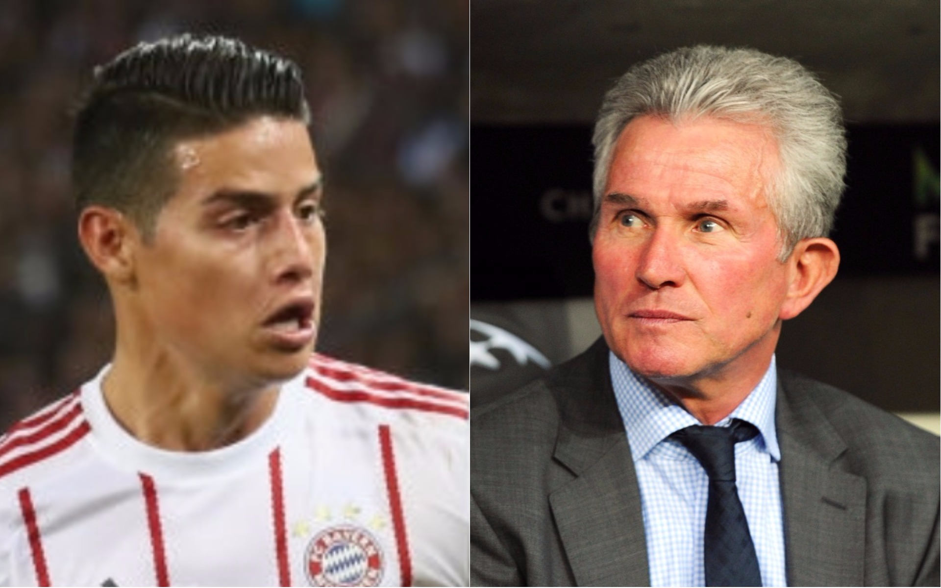 James y Heynckes