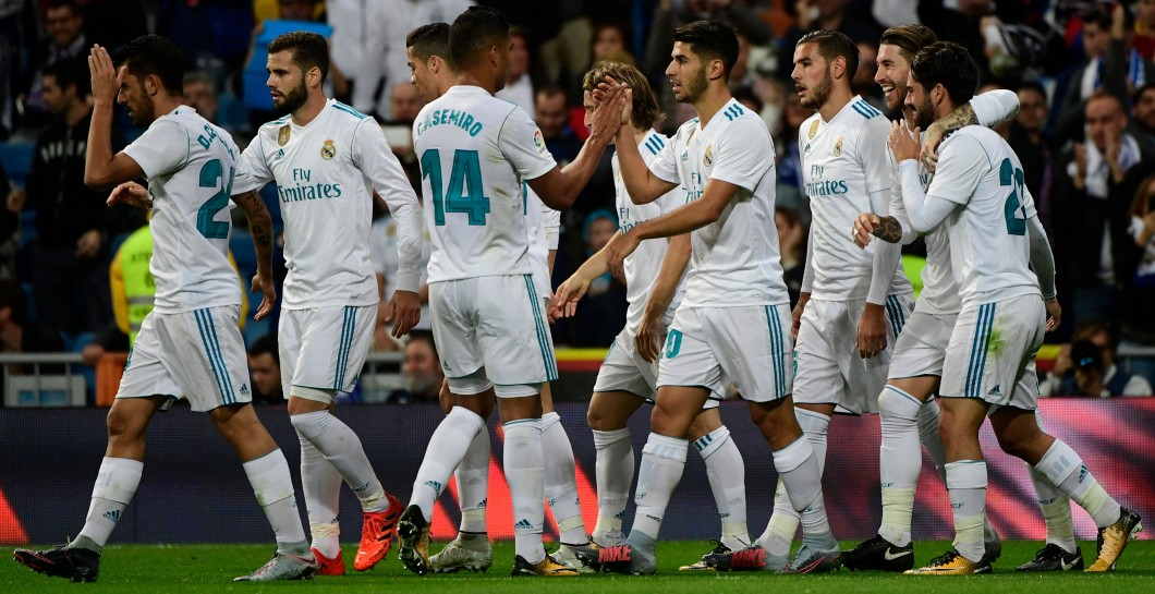 Real Madrid gol al Eibar