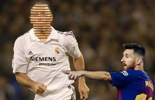 El ídolo de Messi es... ¡madridista!