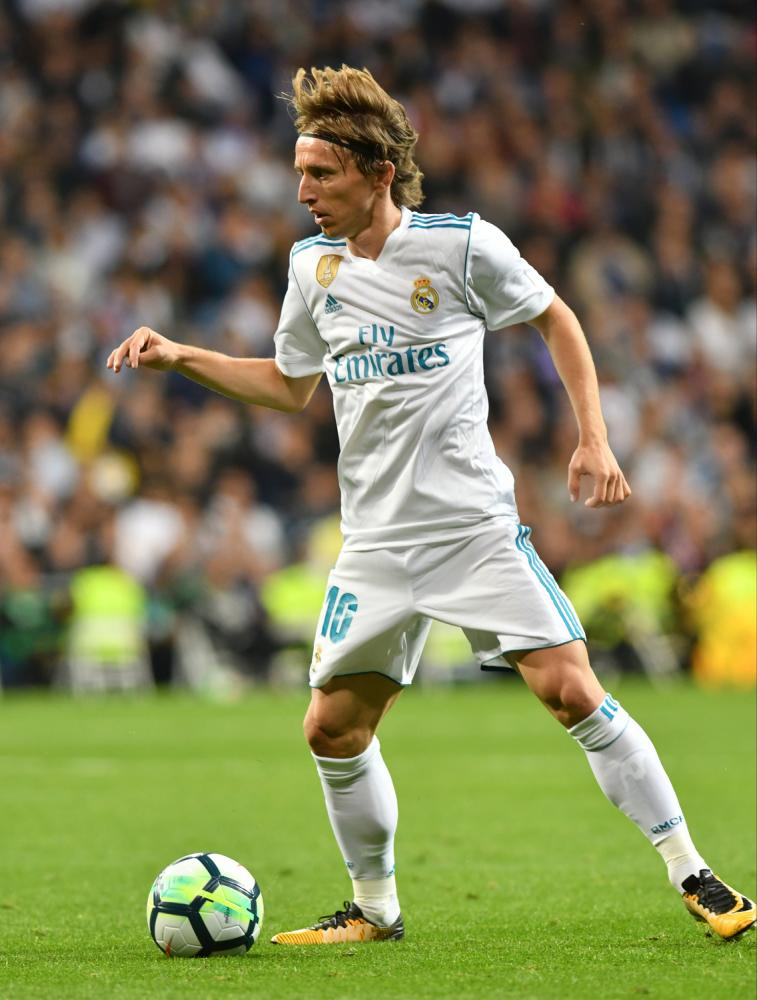 Modric, Real Madrid