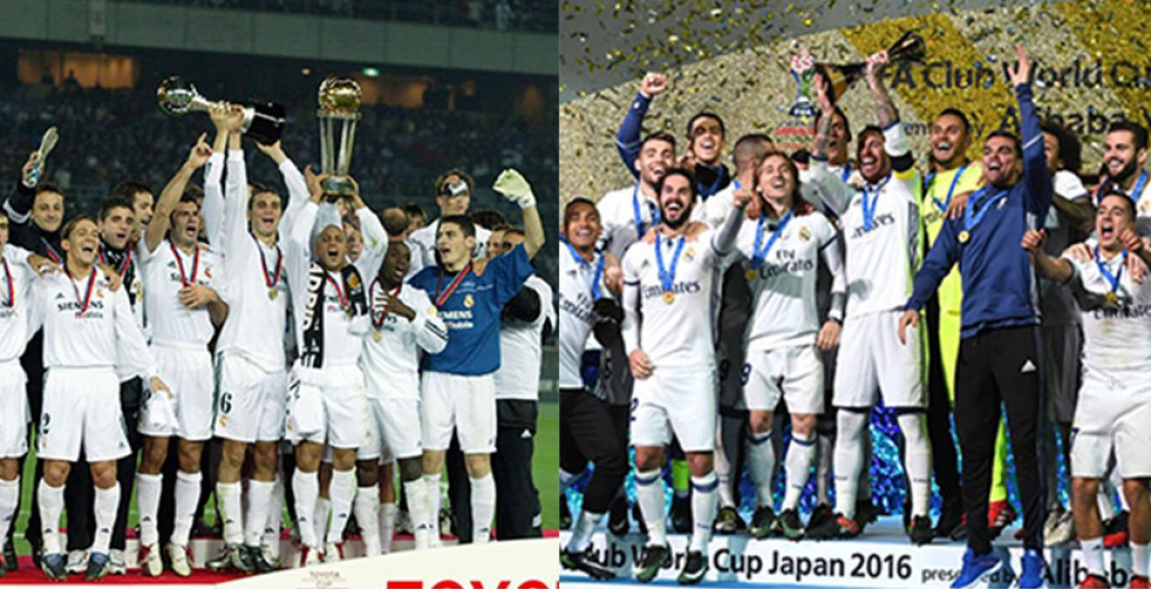 El Real MAdrid es el Rey de Campeones Mundiales