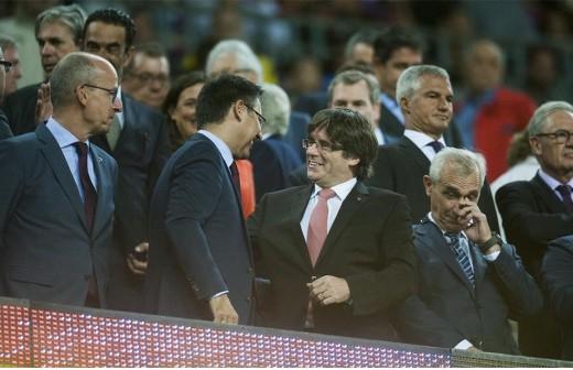 El último golpe al Barça y sus ?valors?
