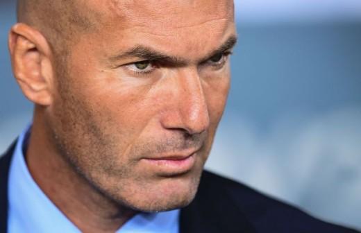 El ?movimiento? de Zidane que ¿perjudicó al equipo?