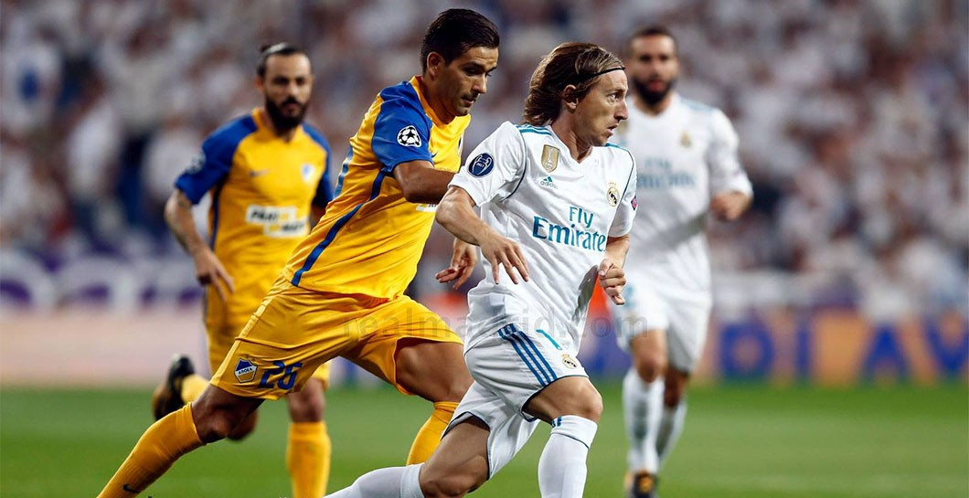 Real Madrid, APOEL