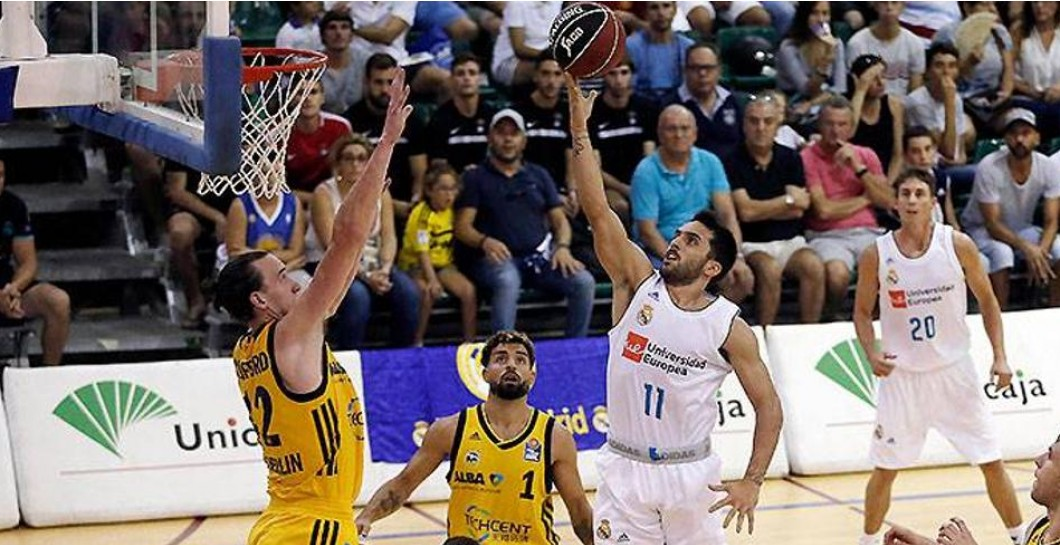 Campazzo, Real Madrid