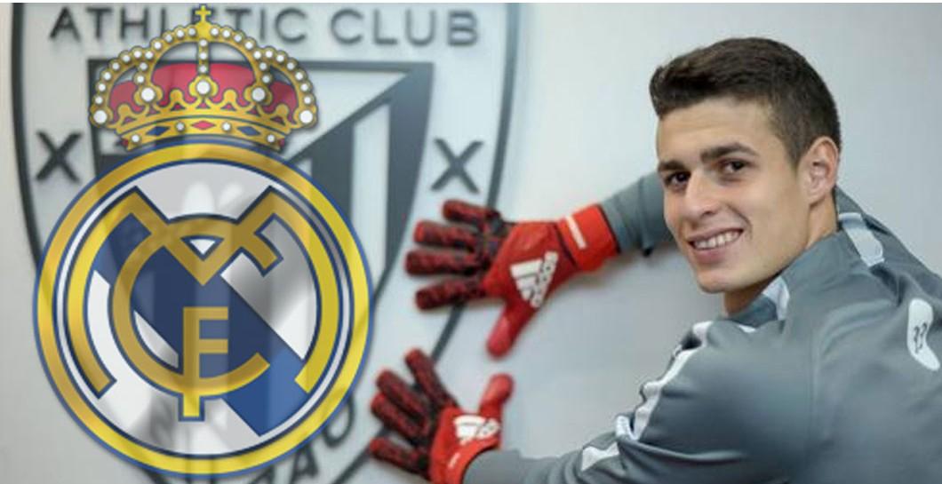 Image result for Kepa Arrizabalaga Madrid