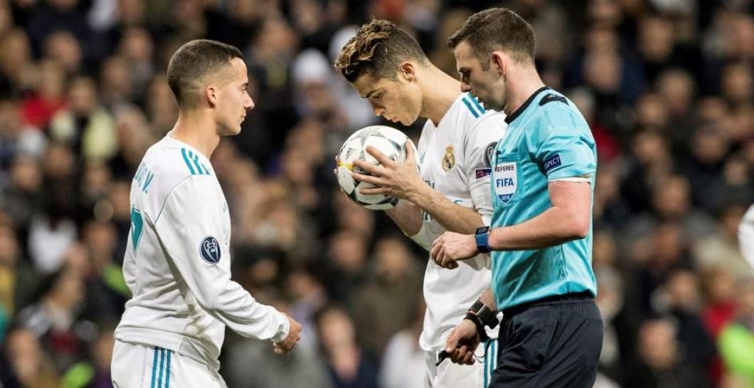 Cristiano Ronaldo penalti vs Juve