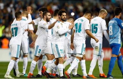 Dos madridistas, en el once ideal de la Liga para la UEFA