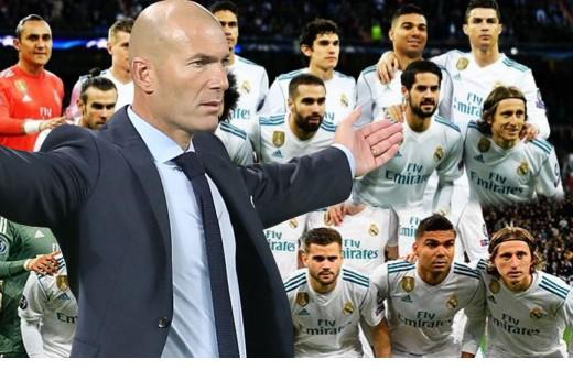 Definitivo: Esta es la única duda que tiene Zidane
