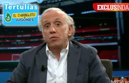 Inda desvela la reunión de un jugador del Madrid con un grande de Europa