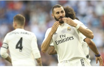 El Real Madrid sigue 'dominando' los derbis