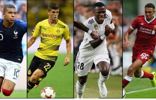 Los tres madridistas que optan al Golden Boy contra Mbappé