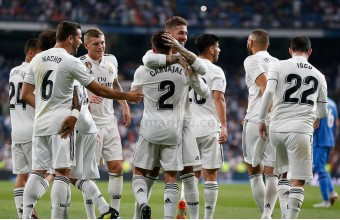 El Madrid arranca bien un calendario propicio