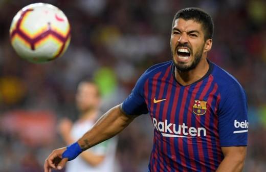 El Barça tiene un problema de los gordos con Luis Suárez