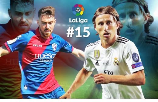 Resultado y minuto a minuto del Huesca-Real Madrid