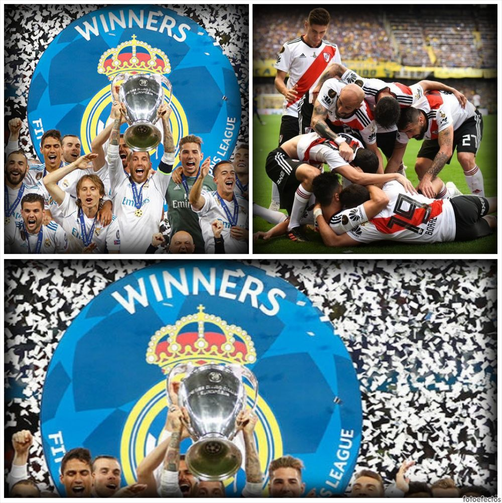 Real Madrid-River