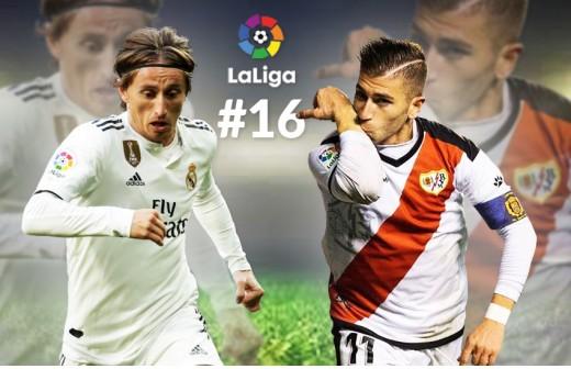 Resultado y minuto a minuto del Real Madrid - Rayo Vallecano